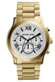 ราคา Michael Kors นาฬิกาผู้หญิง สายแสตนเลส Chronograph รุ่น Mk5916 Gold ใหม่