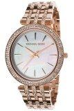 ซื้อ Michael Kors Darci Mother Of Pearl Dial Crystal Ladies Watch Mk3220 Michael Kors เป็นต้นฉบับ