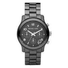 ซื้อ Michael Kors นาฬิกาข้อมือผู้หญิง สายเซรามิก รุ่น Mk5162 Black Michael Kors ถูก