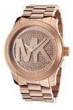 ซื้อ Michael Kors นาฬิกาข้อมือผู้หญิง สีโรส โกลด์ สายสแตนเลส รุ่น Mk5661 ถูก