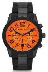 โปรโมชั่น Michael Kors Oversized Mk8327 Watch Orange กรุงเทพมหานคร