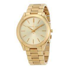 ส่วนลด Michael Kors นาฬิกาข้อมือผู้หญิง Runway Mk3179 Wrist Watch ไทย