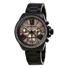 ส่วนลด Michael Kors Women S Wren Mk5879 Black Watch With Link Bracelet กรุงเทพมหานคร
