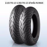 Michelin ยางนอกมอเตอร์ไซค์ 110 70 13 130 70 13 City Grip จุ๊ปเลส ไม่ใช้ยางใน สำหรับ N Max ไทย