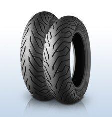 ซื้อ Michelin ยางนอกมอเตอร์ไซค์ 70 90 14 80 90 14 ลาย City Grip Pro จุ๊ปเลส ไม่ใช้ยางใน ใน ไทย