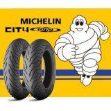 Michelin ยางนอกมอเตอร์ไซด์ รุ่น City Grip ขนาด 110 70 13 Tl หน้า 130 70 13 Tl หลัง ใน กรุงเทพมหานคร