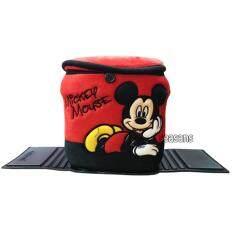 ราคา Mickey Mouse ถังขยะในรถยนต์ มิกกี้ ลีแล้ค ถูก