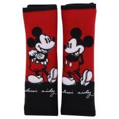ส่วนลด Mickey Mouse ลิขสิทธิ์แท้ หุ้มเบลท์ เข็มขัดนิรภัยรถยนต์ Mickey Mouse กรุงเทพมหานคร
