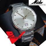 ราคา Mido Commander Big Date Thailand Limited Edition ผลิตเพียง 100 เรือนเท่านั้น พิเศษแถมสายหนัง 1 เส้น รุ่น M021 626 11 071 00 ออนไลน์
