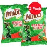 ส่วนลด Milo Enenergy Cube ขนมชอคโกแลต 1 ห่อมี 100 ก้อน จำนวน 2ห่อ Milo Cube ใน กรุงเทพมหานคร