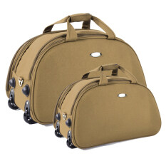 ส่วนลด Minerva กระเป๋าเดินทาง รุ่น Sierra 19 23 สีทอง