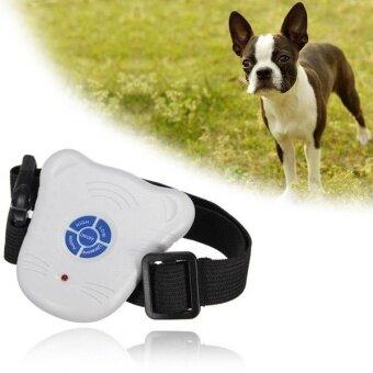 สุนัขขนาดเล็กหยุด Barking ป้องกัน Bark ช่วยเหลือควบคุมอัลตร้าโซนิคเสียงการฝึกอบรม-นานาชาติ