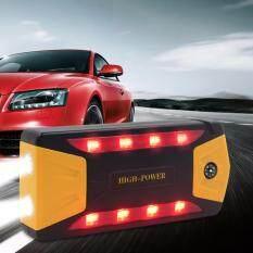 ราคา Mini Portable Car Jump Starter 69800Mah Emergency Start สตาร์ทเตอร์ เครื่องชาร์จแบตเตอรี่และอุปกรณ์จ่ายไฟแบบพกพา 4 Usb Power Bank Battery Charger Booster No Brand ใหม่