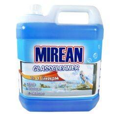 ราคา Mirean น้ำยาเช็ดกระจก มิรีน ขนาด 4 ลิตร ออนไลน์
