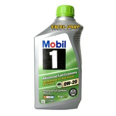 ขาย Mobil 1™ Advanced Fuel Economy 0W 20 Made In Usa 1 Quart 946Ml ถูก ไทย