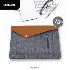 ขาย Modaku กระเป๋าโน๊ตบุ๊ค 13 เคสโน๊ตบุ๊ค ซองใส่โน๊ตบุ๊ค Cover Mac Sleeve Bag Notebook Mac Case