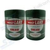 Molyland จารบีทนความร้อน S2 1ปอนด์ 2 ชิ้น ใน กรุงเทพมหานคร