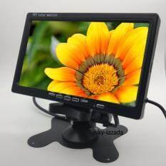 ขาย จอติดรถยนต์ จอมอนิเตอร์ ดูหนัง ต่อกล้องหลัง Monitor 7 นิ้ว N700 ถูก ไทย