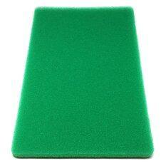 ราคา กรองอากาศ แบบเหลี่ยม สีเขียว Unbranded Generic ใหม่