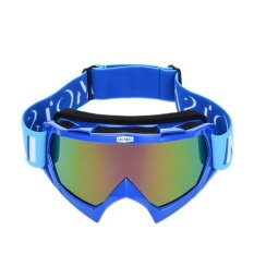 ขาย Motorbike Eyewear Cross Country Helmet Windbreak Glasses Goggles Ski Riding Glasses Eye Protective Gear Motor Goggles Blue Intl ใหม่