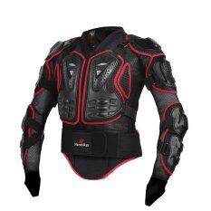 ขาย Motorcycle Body Protection Racing Full Body Armor Spine Chest Protective Jacket Gear M Xxxl Intl ถูก