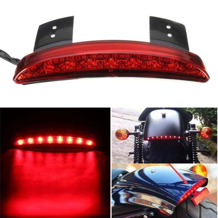 รีวิว Areyourshop Rear Fender LED Brake Taillight for Harley
