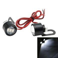 ซื้อ Motorcycle Eagle Eyedled Lights Modified Lamp Accessories Led Mirror Headlights Intl ออนไลน์ ถูก