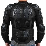 ขาย Motorcycle Full Body Armor Jacket Spine Chest Shoulder Protection Riding Gear Intl Nexlux