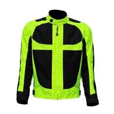 Motorcycle Jacket Breathable Racing Jacket Intl ถูก