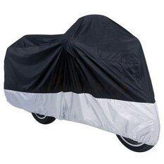 ขาย ซื้อ Motorcycle Motorbike Waterproof Cover Protector Case Cover Rain Protection Breathable