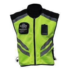 ซื้อ Motorcycle Reflective Vest Riding Safety Suit Intl Unbranded Generic ถูก