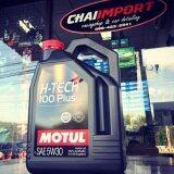 ซื้อ Motul H Tech 100 Plus 5W30 น้ำมันเครื่องสังเคราะห์แท้100 ขนาด 4 ลิตร ออนไลน์ ถูก
