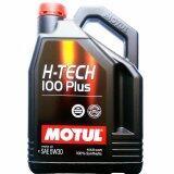 ขาย Motul Sae 5W 30 H Tech 100 Plus น้ำมันเครื่องสังเคราะห์แท้ 100 ขนาด 4 ลิตร Motul เป็นต้นฉบับ