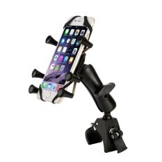 ราคา Mount Holder For Bike Bicycle Motorcycle With Tough Claw Mount Handlebar Rail Mount And X Grip Phone Holder Phone Mount For Mobile Phone Gps Fits Any Smartphone Gps Intl Unbranded Generic ออนไลน์