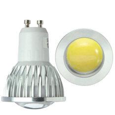 ซื้อ Mr16 Gu10 E27 หรี่แสงได้จุดโคมไฟนำหลอดไฟลงม้า 6วัตต์ 9วัตต์ 12วัตต์ 220โวลต์สีขาวอบอุ่น Unbranded Generic เป็นต้นฉบับ