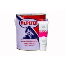 ขาย ซื้อ สีโป๊ว Mr Peter 2K Body Filler Polyester Putty กรุงเทพมหานคร