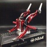 ซื้อ เกียร์โยง Msx Msxsf Demon Nami No 2 สีแดง ดำ Nami ออนไลน์