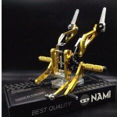 ส่วนลด เกียร์โยง Msx Msxsf Demon Nami No 2 สีทอง ดำ Nami กรุงเทพมหานคร
