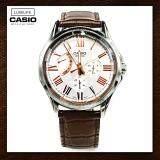 ทบทวน ที่สุด นาฬิกาข้อมือ Casio รุ่น Mtp E311Ly Standard ชาย