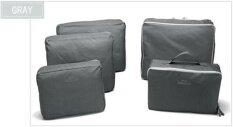 ทบทวน Multi Functional Portable Travel Luggage Suitcase Clothes Underwear Packing Cubes Organizer Container Storage Bag Pouch Intl Unbranded Generic