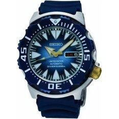ขาย นาฬิกา Seiko Monster Power Blue Limited Edition รุ่น Srp455K1 ใหม่
