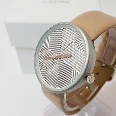 โปรโมชั่น นาฬิกาแฟชั่น Nafisa Minimal Abstract Watch ถูก