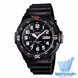 นาฬิกาข้อมือ Casio Standard Watch รุ่น Mrw 200H 1Bv Black ถูก