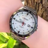โปรโมชั่น นาฬิกาข้อมือชาย Us Submarine ของแท้รุ่น J124 M D หน้าขาว ถูก