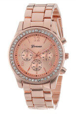 ขาย มารยาทดีเด่นสตรีกุหลาบทองรัดนาฬิกาสเตนเลส ออนไลน์