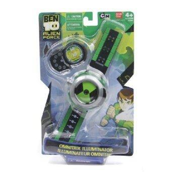 นาฬิกาสไตล์ญี่ปุ่นแท้ ๆ นาฬิกาโปรเจคเตอร์เบ็น 10 นาฬิกาตุ๊กตา Ben10 ฉาย