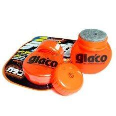 ขาย น้ำยาเคลือบกระจกรถยนต์ Glaco Car Mirror Coat 120 มล ป้องกันน้ำฝนเกาะ ปลอดภัยยามขับรถ