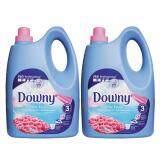 ซื้อ น้ำยาปรับผ่านุ่ม Downy Sunrise Fresh 4 ลิตร แพ็คคู่ถูกกว่า Downy ถูก
