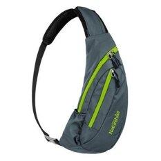 ขาย Naturehike Shoulder Waist Bag Crossbody Running Backpack Bag Green Intl Naturehike