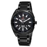 ราคา Naviforce 3Atm คล้ายคลึงกันน้ำคุณภาพสูงคนตรวจนาฬิกาควอทซ์สเตนเลสธุรกิจนาฬิกาข้อมือที่มีฟังก์ชันวันอาทิตย์ ที่สุด